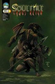 Soulfire Chaos Reign #0A Turner Cover